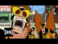 Speedy - The Venture Bros