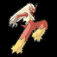 Blaziken pokemon