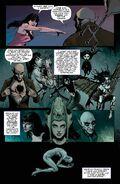 Drago in Vampirella's Mind