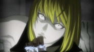 Mello Eating Chocolate