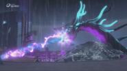 Ninjago Wojira unleashes fury of the storm