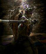 Donatello 2014 Textless Poster