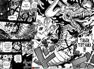 Kozuki Oden (One Piece) Dual Blade Style