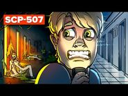SCP-507 - Reluctant Dimension Hopper (SCP Animation)-2