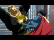 Superman vs Black Adam - The Return of Black Adam