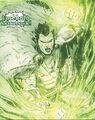 Dian Emerald Warlock (Earth-616) from Uncanny Avengers Annual Vol 2 1 001