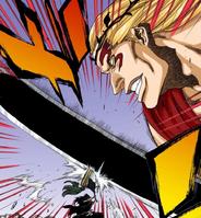 Kenpachi vs Gerard (Bleach)