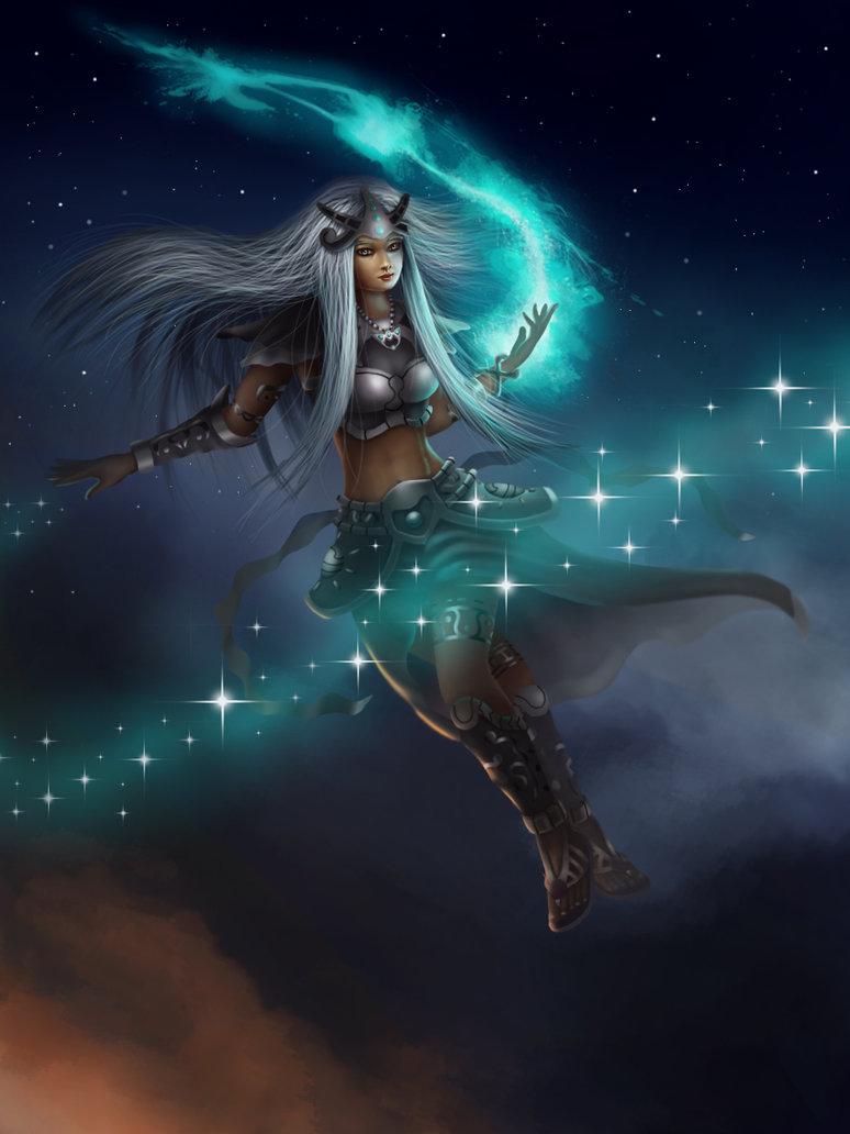 Stardust Manipulation