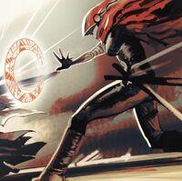 Angela Ash Neo Die Comic