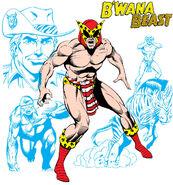 B'wana Beast (DC Superhero)