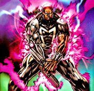 Lucas Bishop (Marvel Comics) aura