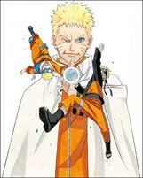 Naruto Past Present and Future