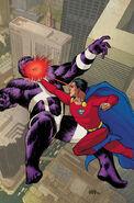 Optic Blast by Mon-El