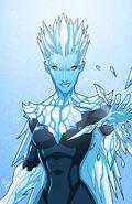 Caitlin Snow Killer Frost (DC Comics) shards