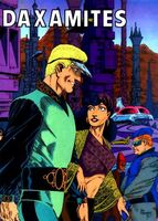 Daxamites DC Comics