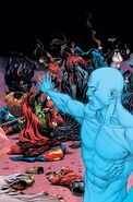 Doctor Manhattan (DC Comics) Doomsday Clock Vol 1 9 Textless Variant