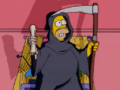 Homer the Grim Reaper
