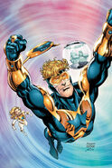 Michael Carter Waverider Booster Gold 006