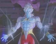 Mira Super Saiyan 4