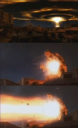 Gamera Mana Blast