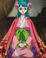 Kozuki Hiyori (One Piece)