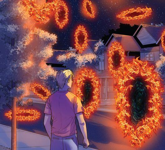 Fire Portal Creation