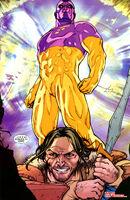 Clifford Zmeck Major Force (DC Comics) 4