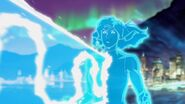 Korra pure chi Astral form