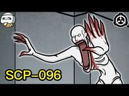 SCP-096 The Shy Guy (SCP Animated)-2