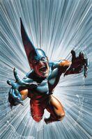 Todd Arliss - Tiger Shark Villains for Hire Vol 1 3 Textless