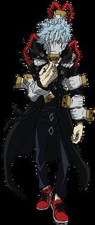 Tomura Shigaraki My Hero Academia