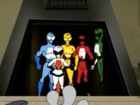 Power Rangers Spoof