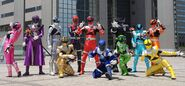 Uchu Sentai Kyurangers