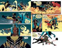 Deadpool's Carbonadium Sword Deadpool Kills the Marvel Universe