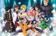 Dragon-slayers-by-claudiadragneel-fairy-tail-mahou-anime-man