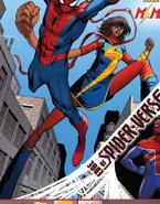 Kamala Khan Ms Marvel Spider Man