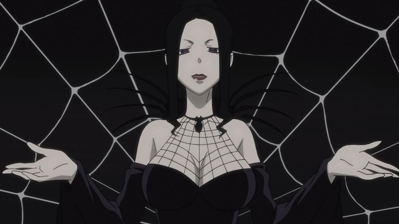 Arachnid Magic