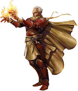 Angelfire Apostle Cleric Pathfinder