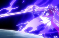 Kōga's spear