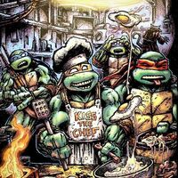 Tmnt mickey cook