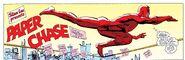 Daredevil's Tightrope walk