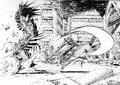 Iwao Takatsuki Spacetime Slash