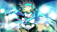 P4AU (P3 Mode, Aigis activate her true power)