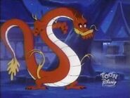 The Evil Dragon (Aladdin The Animated Series) profile