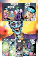 Joker's Laughs and Smiles
