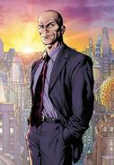 Lex Luthor Art