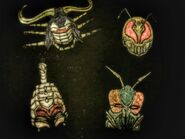 Mantrons (Beetleborgs)