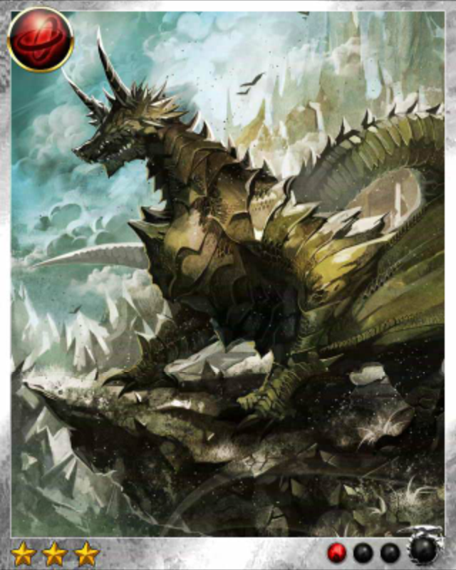Armored Dragon Physiology
