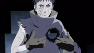 Obito Uchiha (Naruto) empty hole