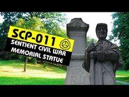 SCP-011 - Sentient Civil War Memorial (SCP Orientation)